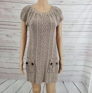 Style & Co Sweater Dress M
